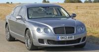 Bentley Continental Flying Spur, dvanáctiválec vesportovní verzi Speed