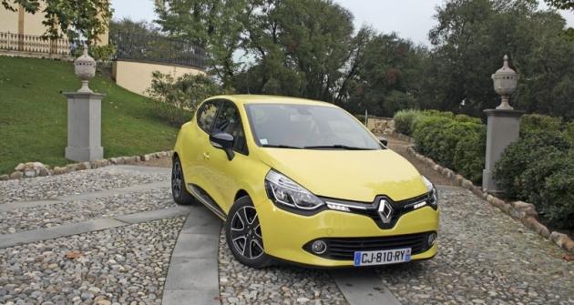 Renault Clio čtvrté generace přichází snovým směrem designu, jehož autorem je nový šéfdesigner Laurens van den Acker