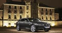 Jaguar XF Sportbrake jsme poprvé okusili ve Skotsku