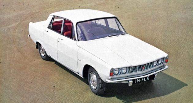 ROVER 2000 (1963/1964)