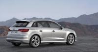 Audi A3 Sportback vtěchto dnech rozšiřuje nabídku typů A3 také načeském trhu