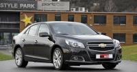 Chevrolet Malibu, nová nabídlka střední třídy načeském trhu