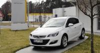 Opel Test Center vDudenhofenu umožňuje rozsáhlé zkoušky nových výrobků, čtyřválec 1.6 SIDI Turbo jsme okusili vhatchbacku Opel Astra