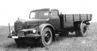 První nákladní vůz vyráběný v Avii (Š 706 R)