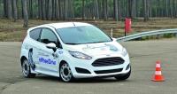 Elektrická Fiesta přešla zpředního nazadní pohon
