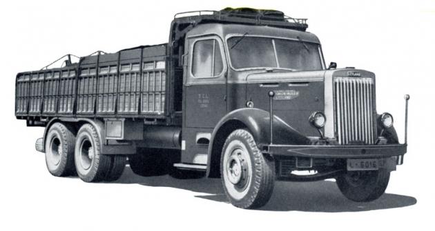 Super Hippo vexportní verzi (1959)