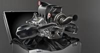Renault Sport představil novou pohonnou jednotku Energy F1 2014 už loni naaerosalonu vLe Bourget