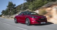 Dvoumístné kupé  Peugeot RCZR je vrcholem nabídky sportovních vozů  se lvem veznaku