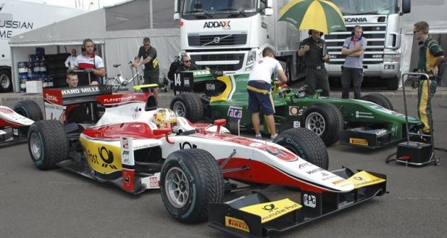 Daniel Abt pojede GP2 Series iletos
