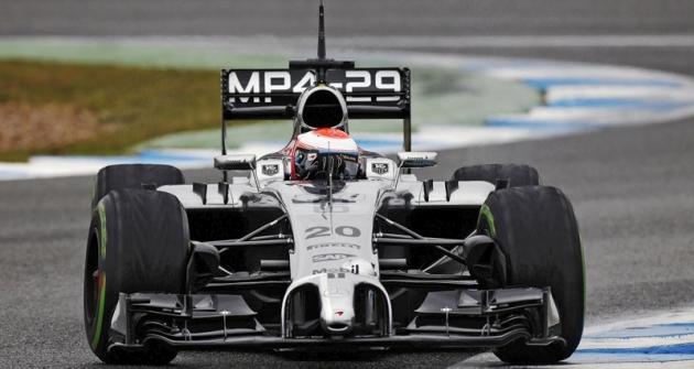 Nový McLaren MP4-29 upoutá zvláštním řešením přední části trupu