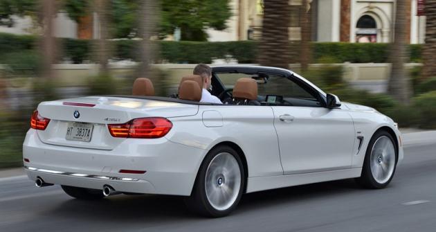BMW 435i, nejsilnější provedení nového kabrioletu
