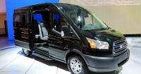 Ford Transit se představil také vDetroitu