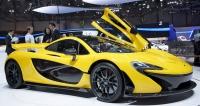 McLaren P1  se vsériovém provedení představil naŽenevském autosalonu 2013