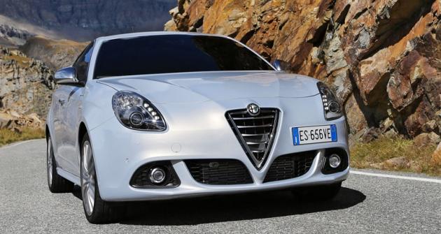 Alfa Romeo Giulietta doznala pro modelový rok 2014 řady změn