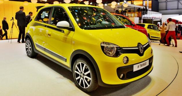 Renault Twingo třetí generace slavil premiéru vŽenevě