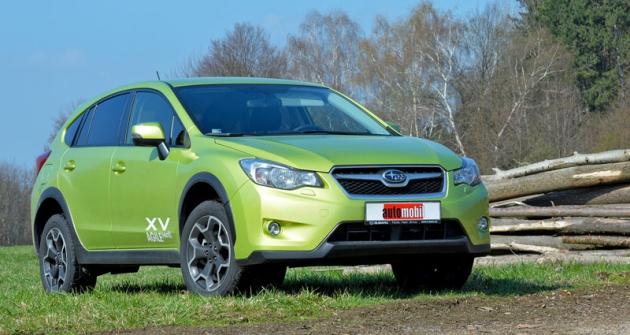 Subaru XV rozšiřuje nabídku japonské značky ovíceúčelový crossover