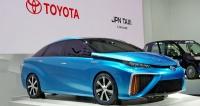 Toyota FCV Concept míří dosériové výroby vroce 2015
