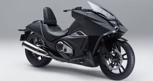 Honda NM4 Vultus, nové vidění  jednostopého světa mladistvýma očima