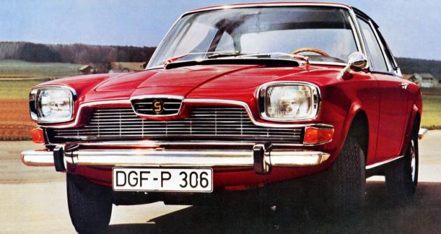 Glas 3000 V8 se už vyráběl pod taktovkou BMW, mnichovská automobilka se podílela navylepšení vozu