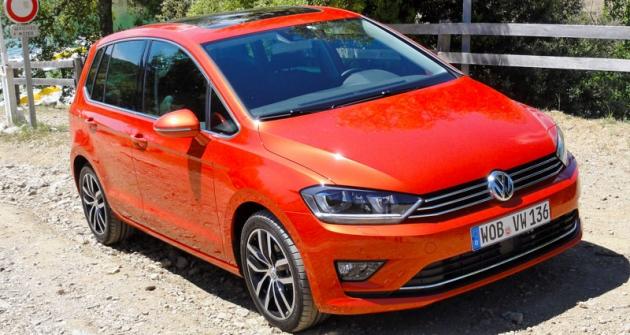 Označení Sportsvan vyjadřuje zcela novou konstrukci velkoprostorového Golfu, který nemá spůvodním Golf Plus nic společného