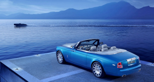 Rolls-Royce Phantom Drophead Coupé vprovedení Waterspeed Collection