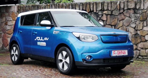 Kia Soul EV, první globální elektromobil korejské značky