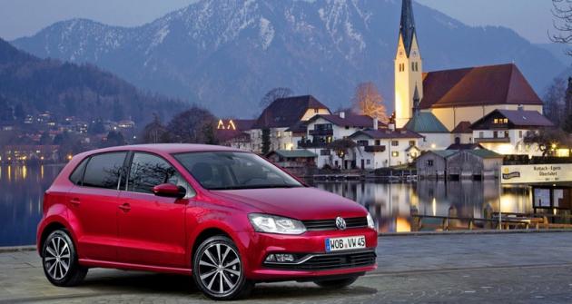 Volkswagen Polo, evropský Vůz roku 2010, prošel počtyřech letech modernizací