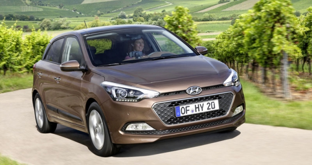 Hyundai i20 druhé generace působí vyzrálejším avyváženějším dojmem