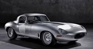Jaguar vyrobí šest vozů  Lightweight E-Type podle původního konceptu (ashomologací FIA pro historické automobily)