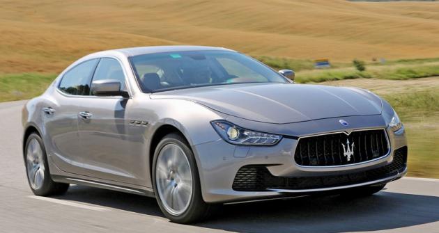 Maserati Ghibli třetí generace vyjelo loni, poprvé alternativně se vznětovým motorem ataké pohonem všech kol