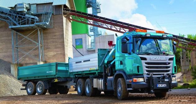 Automobilka Scania disponuje dost možná nejširší nabídkou motorů pro těžká nákladní vozidla sodpovídajícími emisemi škodlivin vevýfukových plynech dle limitů Euro VI.