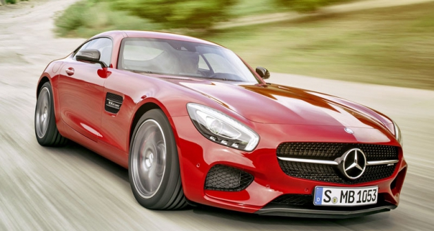 Mercedes-AMG GT označením navazuje natradici formule1