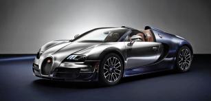 Veyron Ettore Bugatti, poslední zlákadel pro multimilionáře