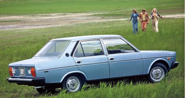 Fiat 131 Mirafiori Special první generace