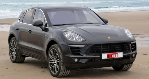 Porsche Macan přišel natrh letos jako pátá modelová řada značky