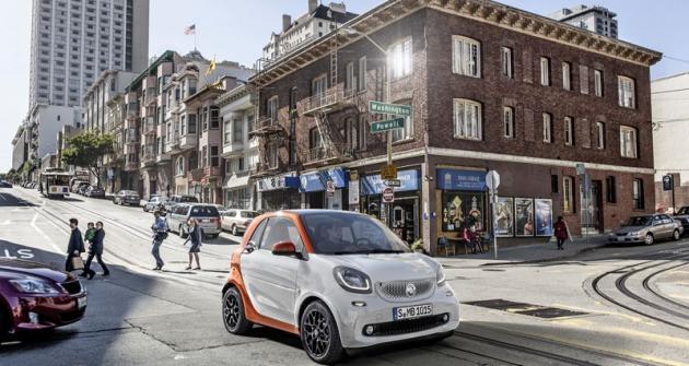 Nový Smart ForTwo bude opět globální automobil!