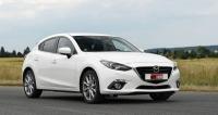 Optické propojení masky chladiče asvětlometů je pro nové vozy Mazda typické