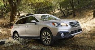 Subaru označuje  současný Outback zapátou generaci