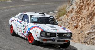 Vojtěch Štajf (Subaru GSR Coupé) vyhrál třídu Historica APlus