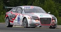 Pouze nehorázná smůla zabránila Tomáši Kostkovi (Audi RS5) vzisku mistrovského titulu