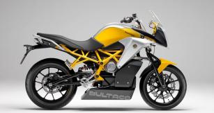 Bultaco Rapitán, prototyp vysokovýkonného elektrického motocyklu (2014)