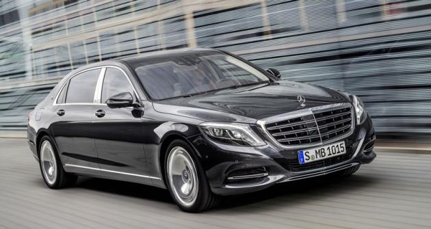 Nový Mercedes-Maybach bude mít motory se 6, 8 nebo 12 válci