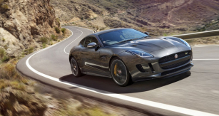 Jaguar F-Type R Coupé AWD, nejvýkonnější typ  spohonem všech kol