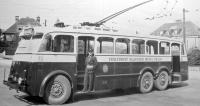 První trolejbus Škoda 1 Tr