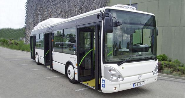 Autobus Iveco Citelis na CNG