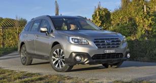 Subaru Outback se vyrábí přes dvě desetiletí, oslavou úspěchu je uvedení nejnovější páté generace