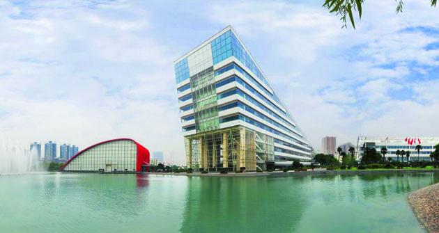 Sídlo spoločnosti DFCV, odtiaľ bude riadená expanzia doglobálneho priestoru so všetkou rozhodnosťou avehemenciou, ktorá je čínskym podnikom vlastná.