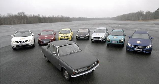 Rover 2000, Vůz roku 1963/1964, asedm finalistů COTY 2015