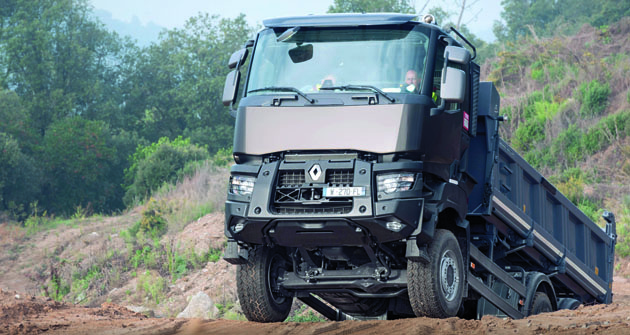 Zákazníci, kteří provozují vozidla vnáročných podmínkách, tak mohou díky Renault Trucks těžit zkvalit automatizované převodovky, tj. komfortu při řízení a snížené spotřebě pohonných hmot.