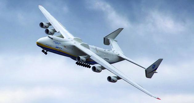 Vsoučasnosti létá Antonov An-225 Mrija vbarevném provedení ukrajinského provozovatele Avialinii Antonova simatrikulací UR-82060.